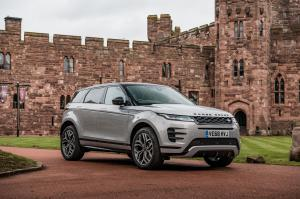 2019 Land Rover Range Rover Evoque P300 HSE R-Dynamic Black Pack